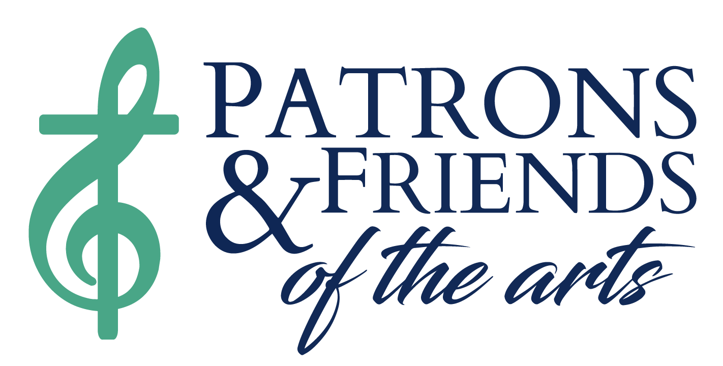 Patrons and Friends of the Arts
